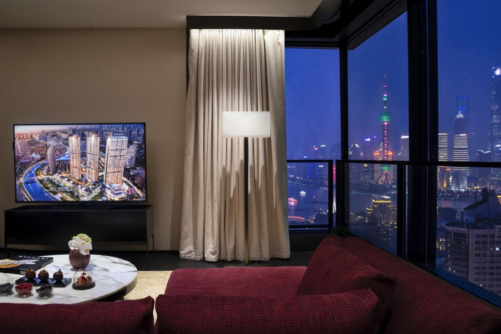Bulgari Hotel Shanghai Image 12
