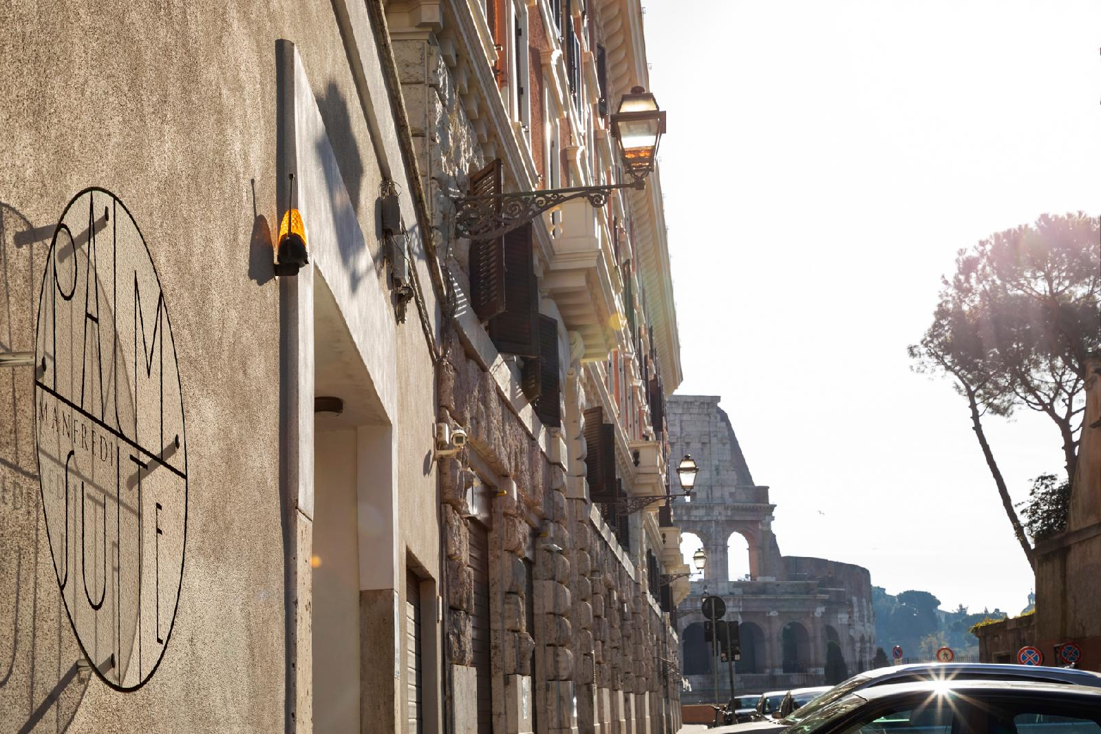 Palm Suites - Small Luxury Hotels Of The World, Rome Image 4