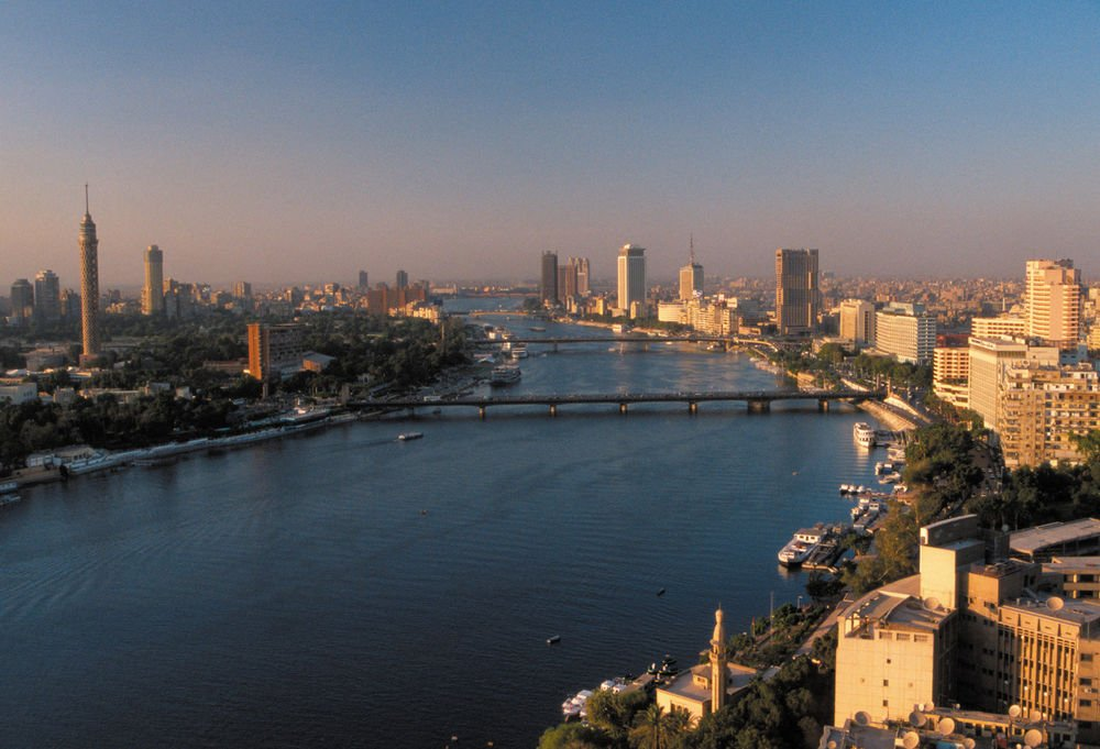 Four Seasons Hotel Cairo At Nile Plaza Image 21