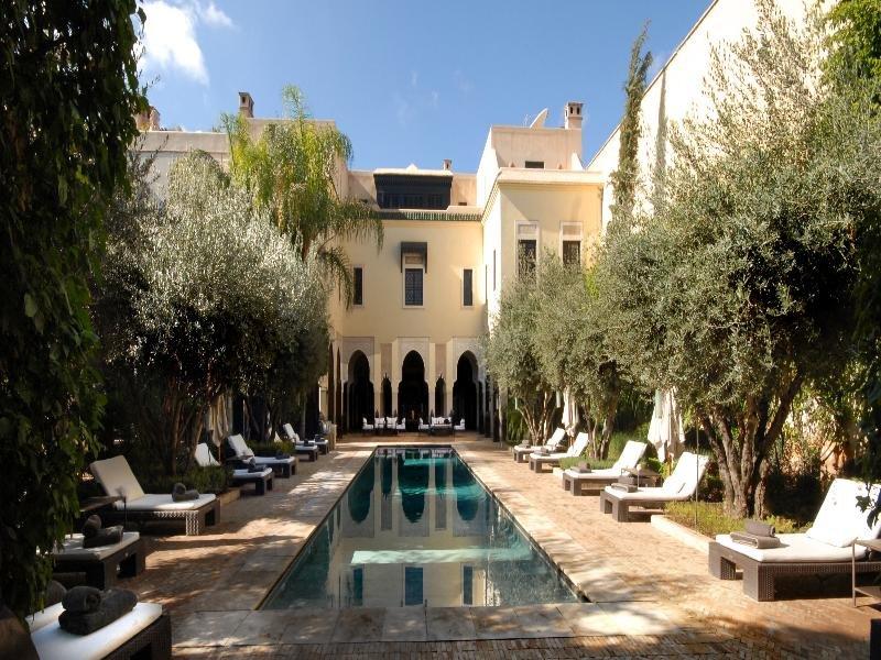 La Villa Des Orangers - Relais & Chateaux Image 16