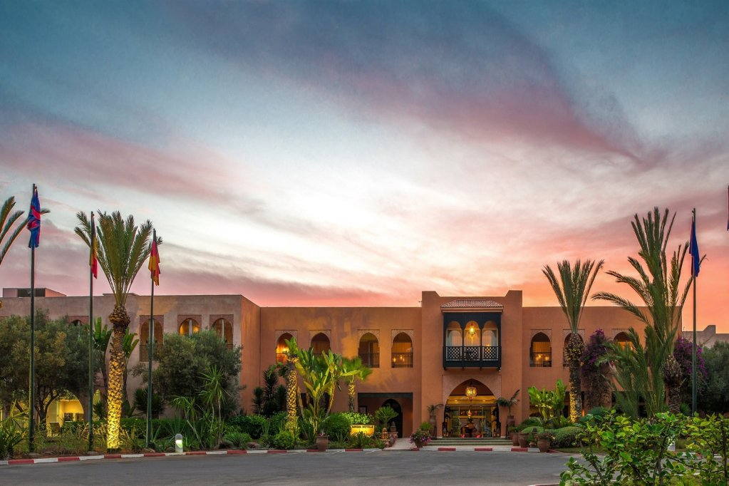 Tikida Golf Palace - Relais & Chateaux, Agadir Image 5