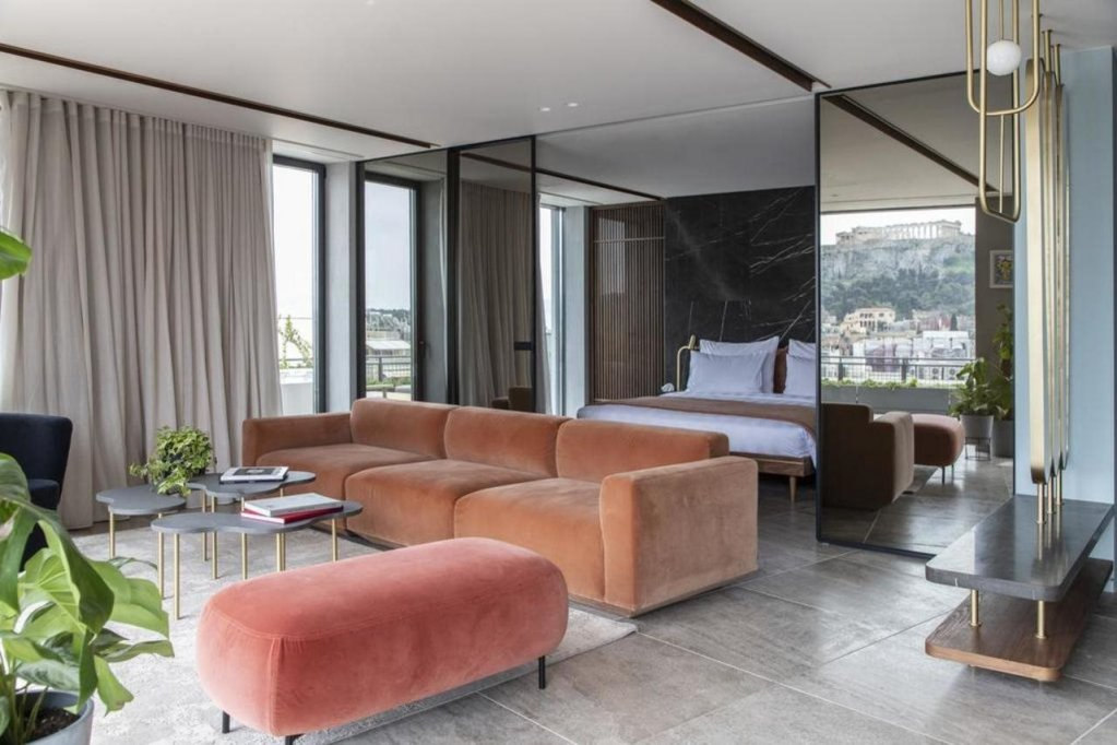Perianth Hotel, Athens Image 8