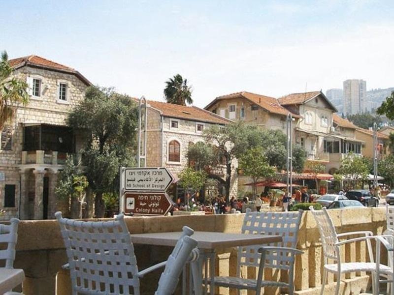 Colony Hotel Haifa Image 26