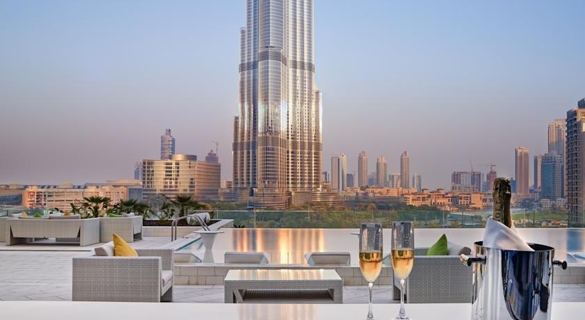 Sofitel Dubai Downtown Image 37