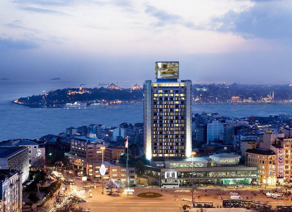 The Marmara Taksim, Istanbul Image 5