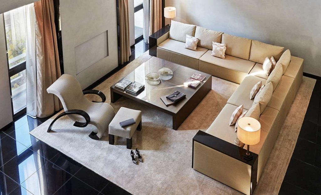 Armani Hotel, Milan Image 0