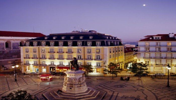 Bairro Alto Hotel, Lisbon Image 26