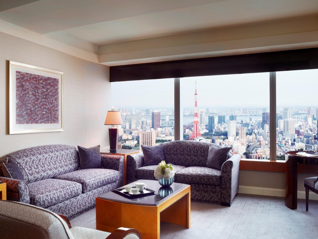 The Ritz-carlton, Tokyo Image 0