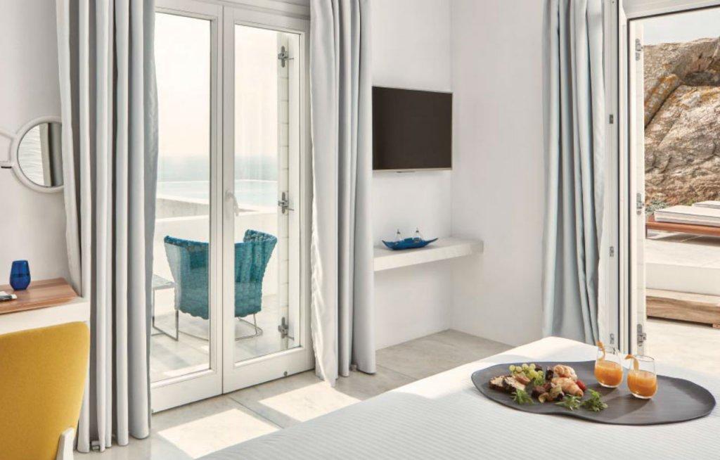Myconian Ambassador Hotel Relais & Chateaux Image 37