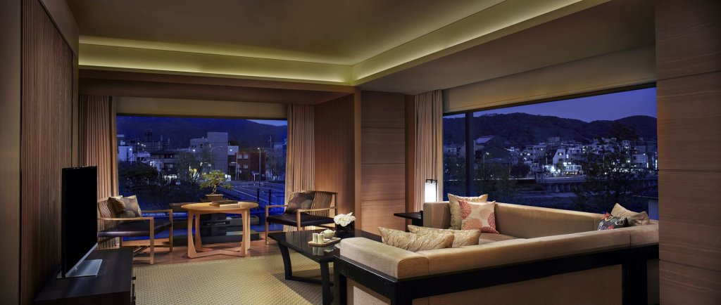The Ritz-carlton, Kyoto Image 9