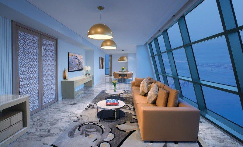 Jumeirah At Etihad Towers Hotel, Abu Dhabi Image 33