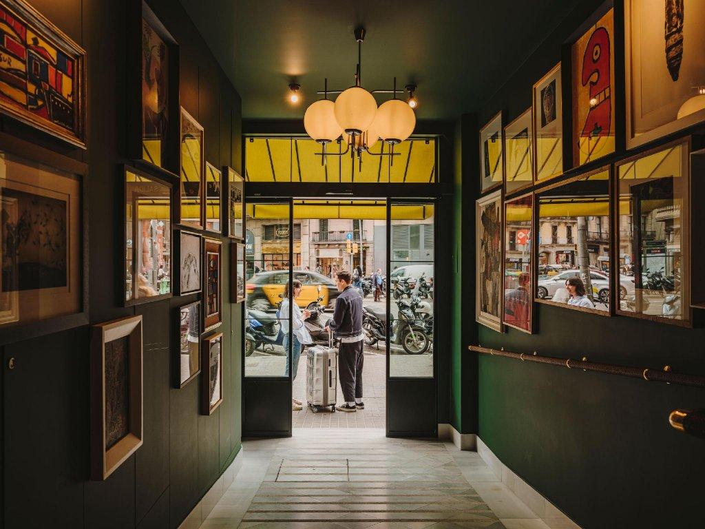 Hotel Casa Luz. Barcelona Image 1