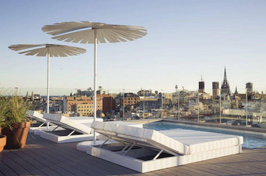 Yurbban Trafalgar Hotel, Barcelona Image 24