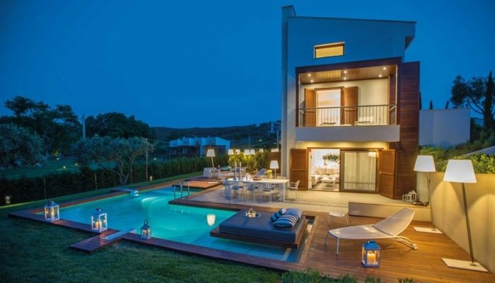 Avaton Luxury Villas Resort Image 0