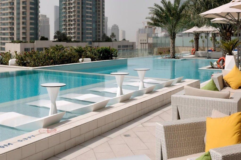 Sofitel Dubai Downtown Image 0