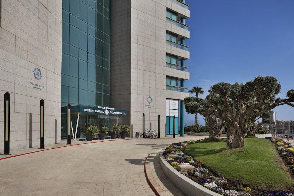 Okeanos Suites Herzliya Hotel By Herbert Samuel Image 8