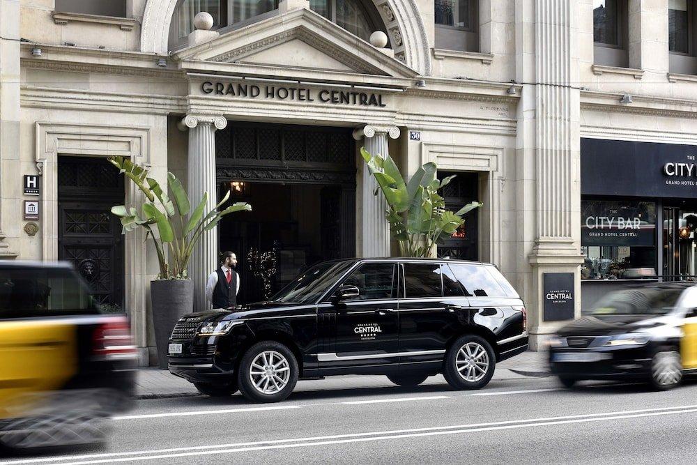 Grand Hotel Central, Barcelona Image 44