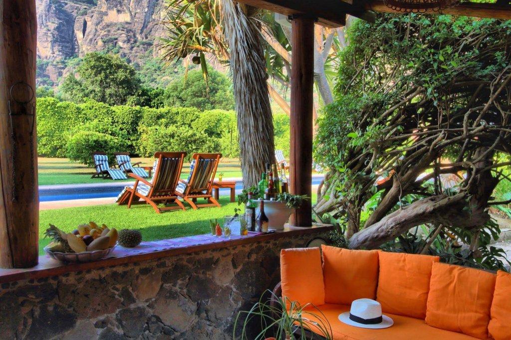 Hotel Amomoxtli,  Tepoztlan Image 37