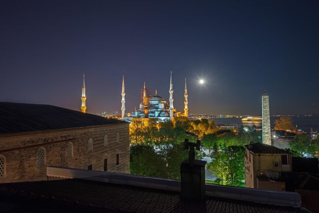 Hotel Ibrahim Pasha Image 7