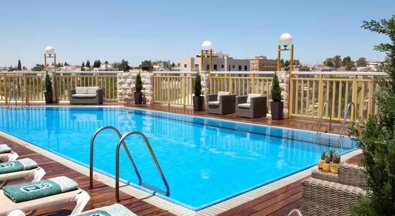Dan Panorama Jerusalem Hotel Image 2