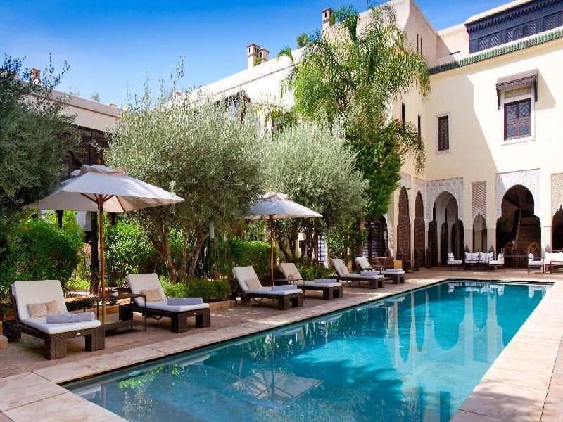 La Villa Des Orangers - Relais & Chateaux Image 0