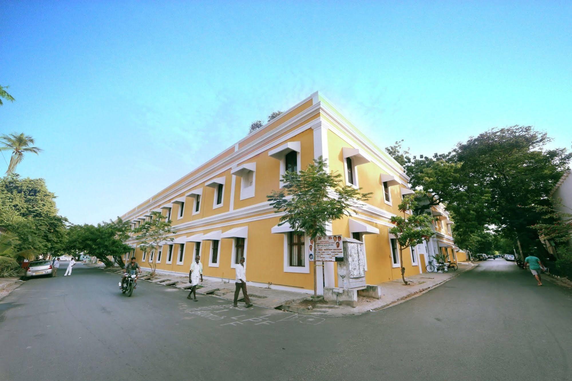 Palais De Mahe, Pondicherry Image 3