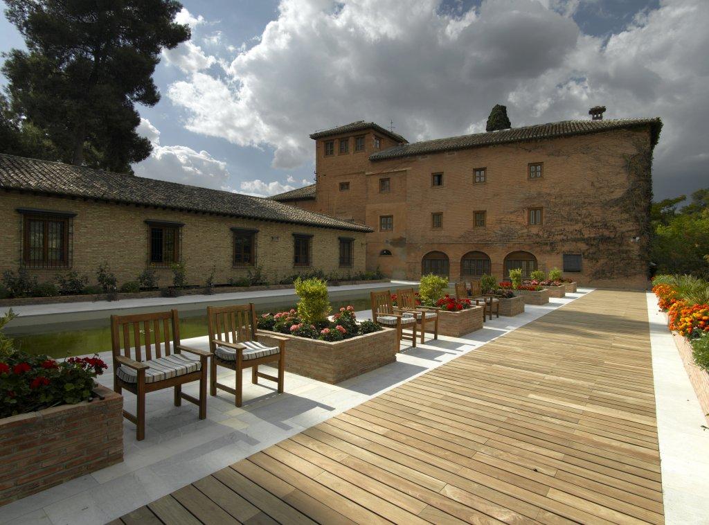 Parador De Granada Hotel Image 0