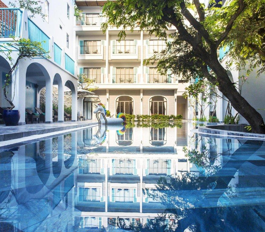 Salmalia Boutique Hotel & Spa, Danang City Image 4