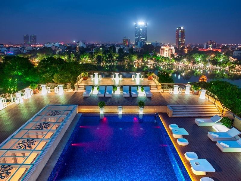 Apricot Hotel, Hanoi Image 1