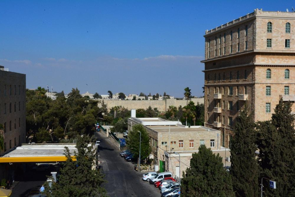 Eldan Hotel Jerusalem Image 6