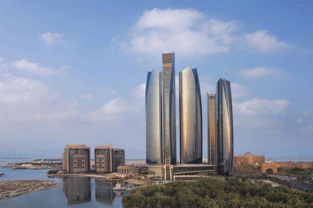 Jumeirah At Etihad Towers Hotel, Abu Dhabi Image 23