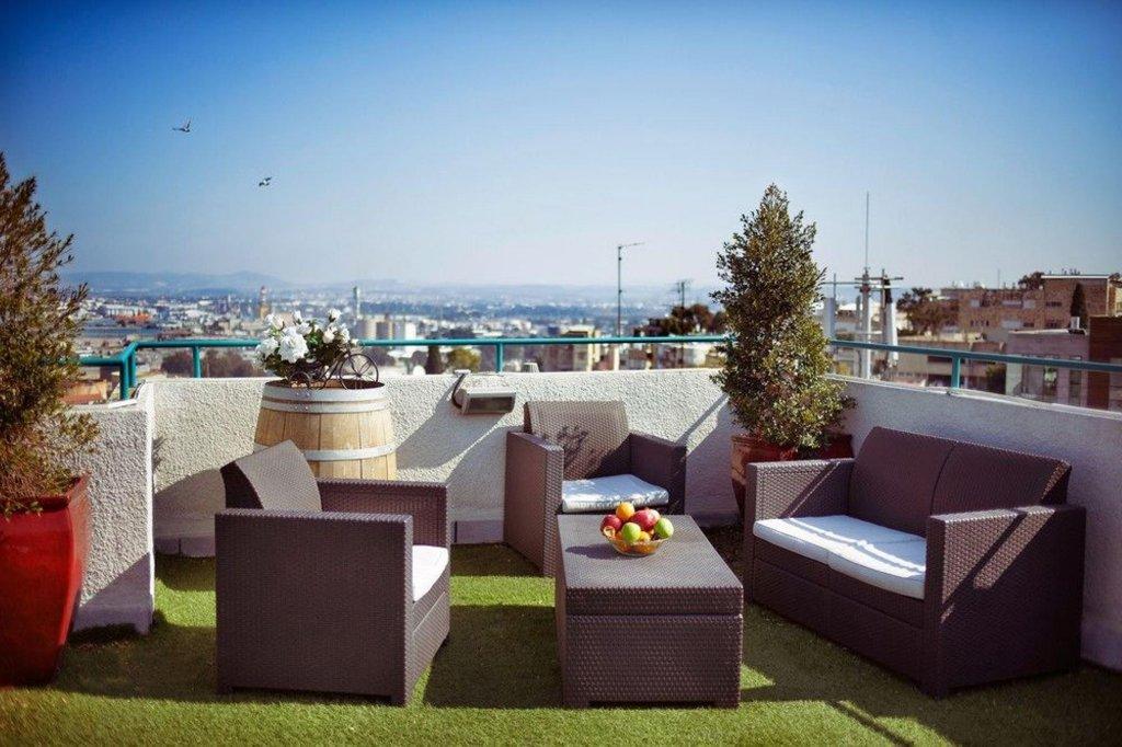 Loui Hotel, Haifa Image 15
