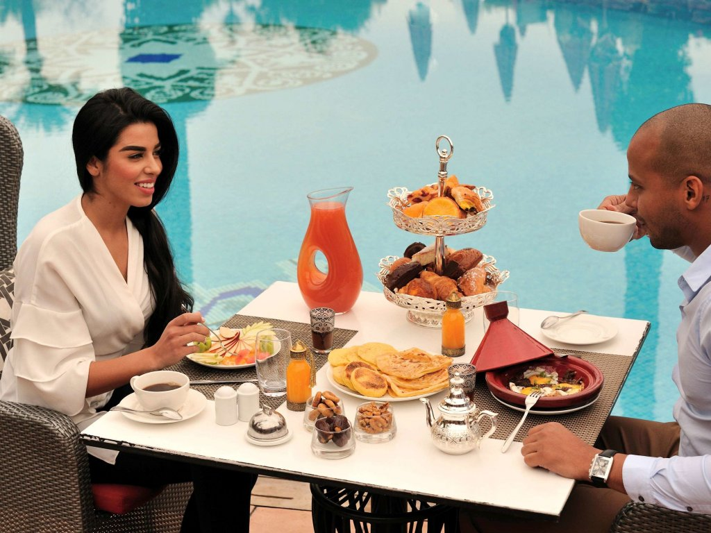 Sofitel Marrakech Lounge And Spa Image 20