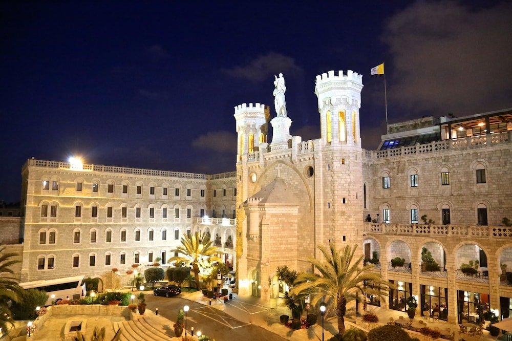 Notre Dame Of Jerusalem Center Image 21