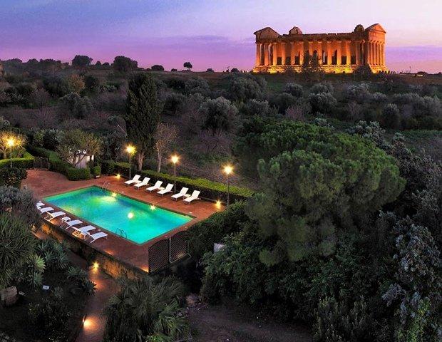 Villa Athena Hotel, Agrigento Image 2