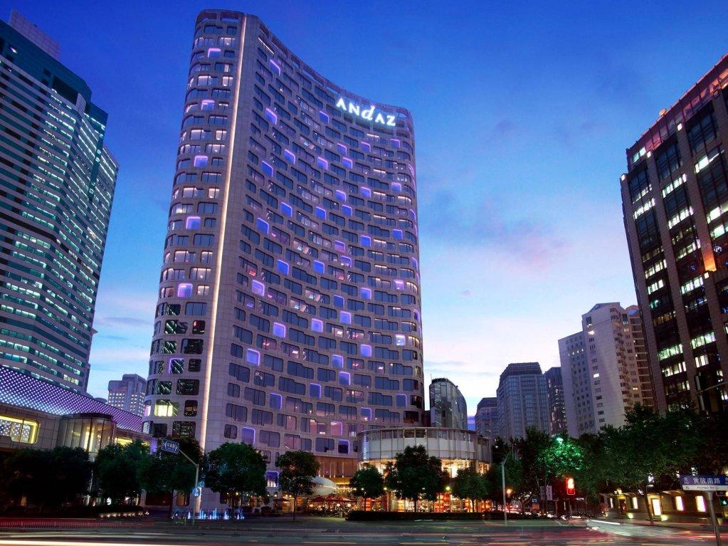 Andaz Xintiandi Shanghai - A Concept By Hyatt Image 2
