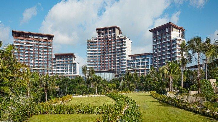 Park Hyatt Sanya Sunny Bay Resort Image 7