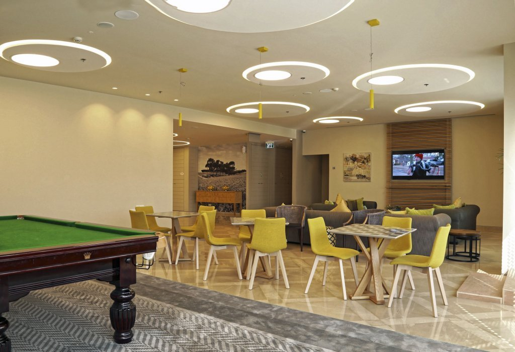 Sadot Hotel Ben Gurion Airport - An Atlas Boutique Hotel, Tel Aviv Image 4