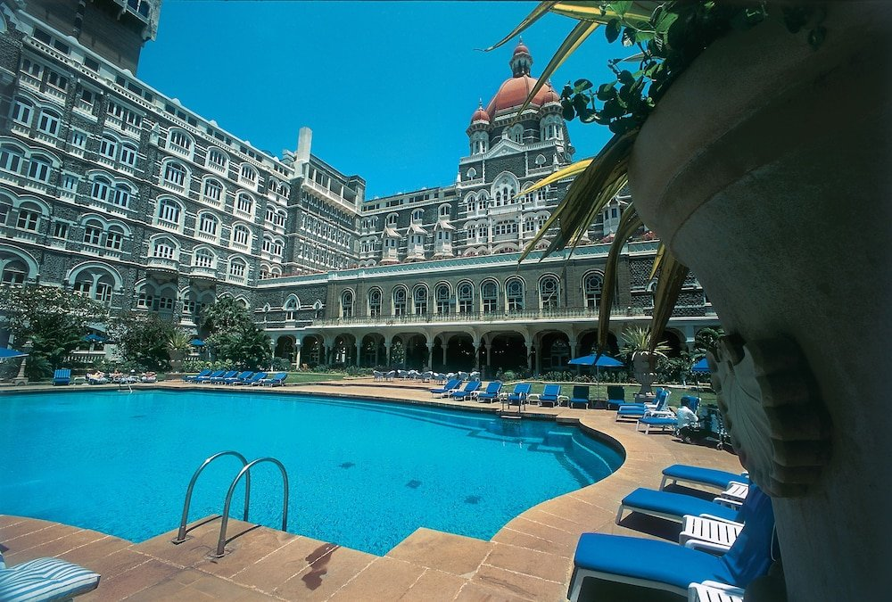 The Taj Mahal Palace, Mumbai Image 0