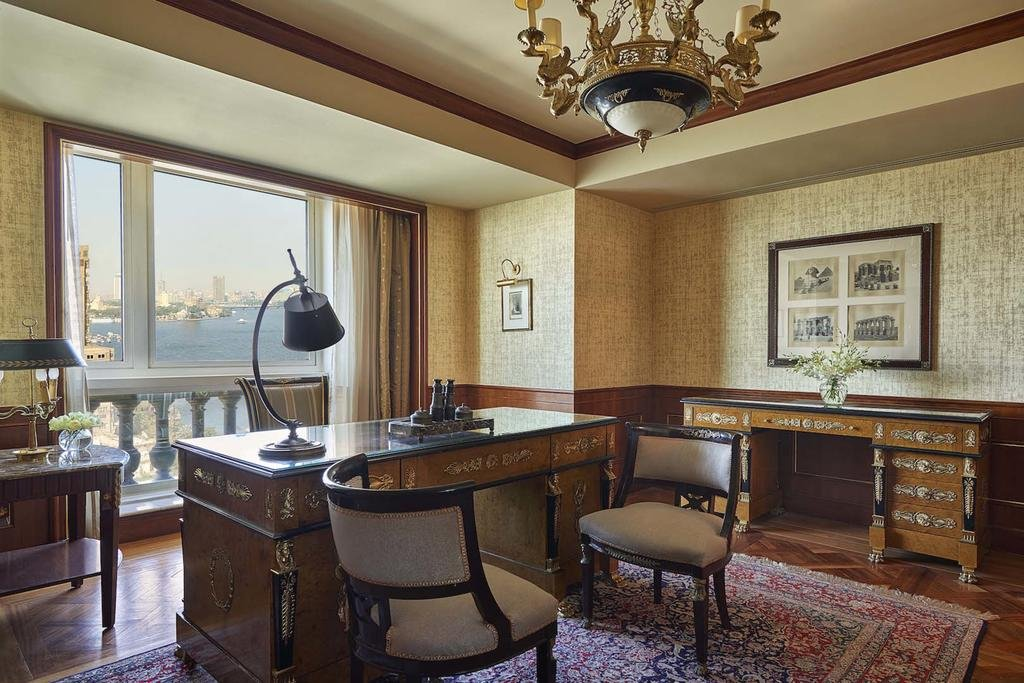 Four Seasons Hotel Cairo At First Residence Image 2