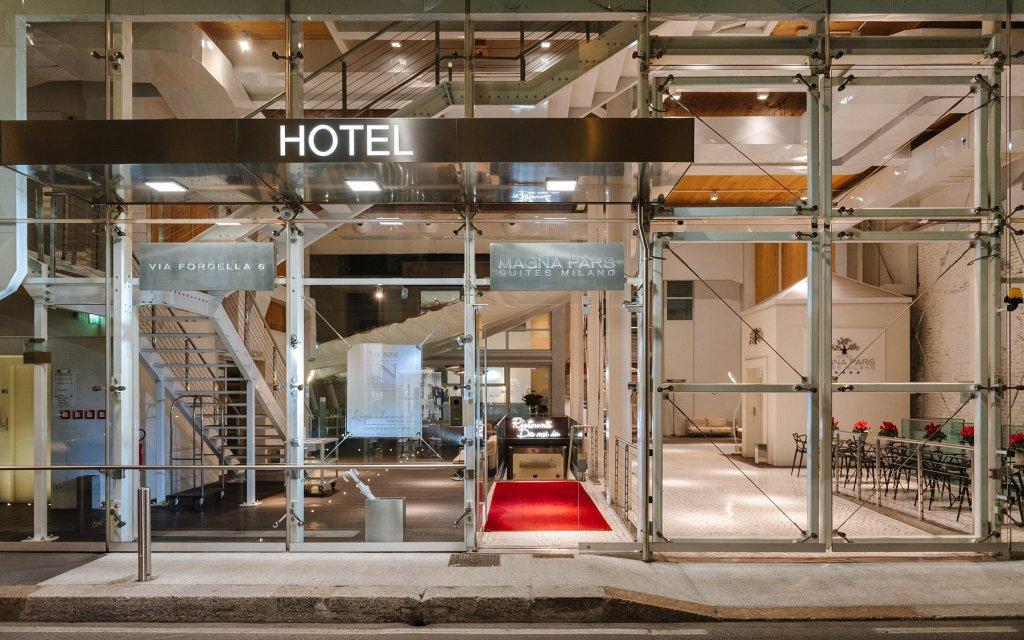 Magna Pars - L'hotel à Parfum, Milan Image 20