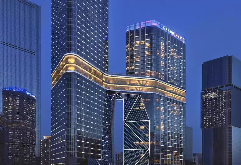 Grand Hyatt Xian Image 2