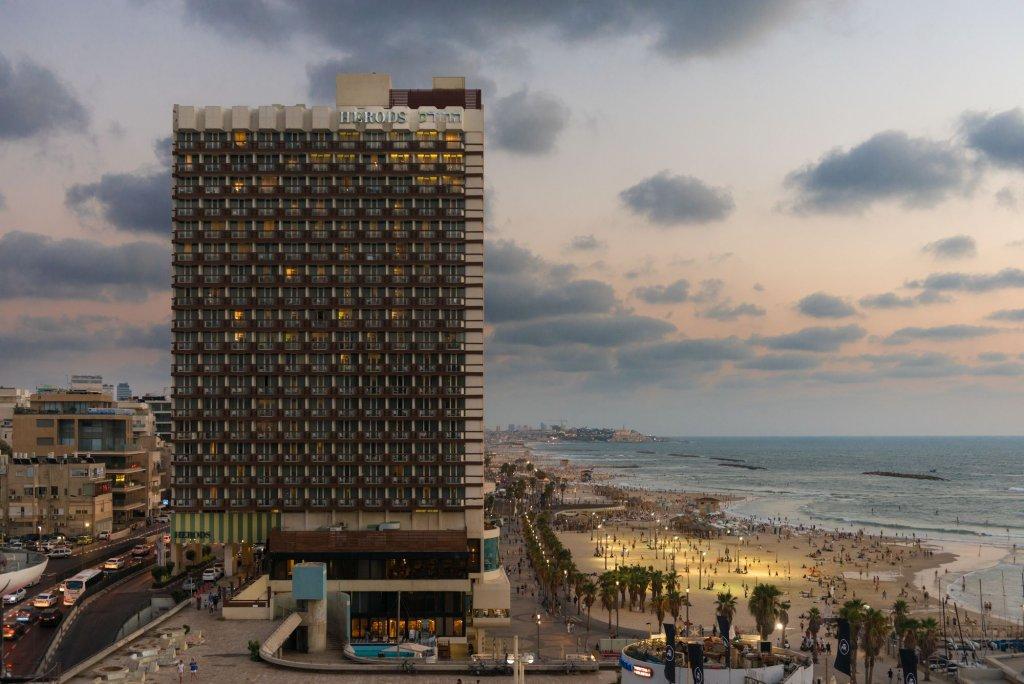 Herods Hotel Tel Aviv By The Beach Image 40
