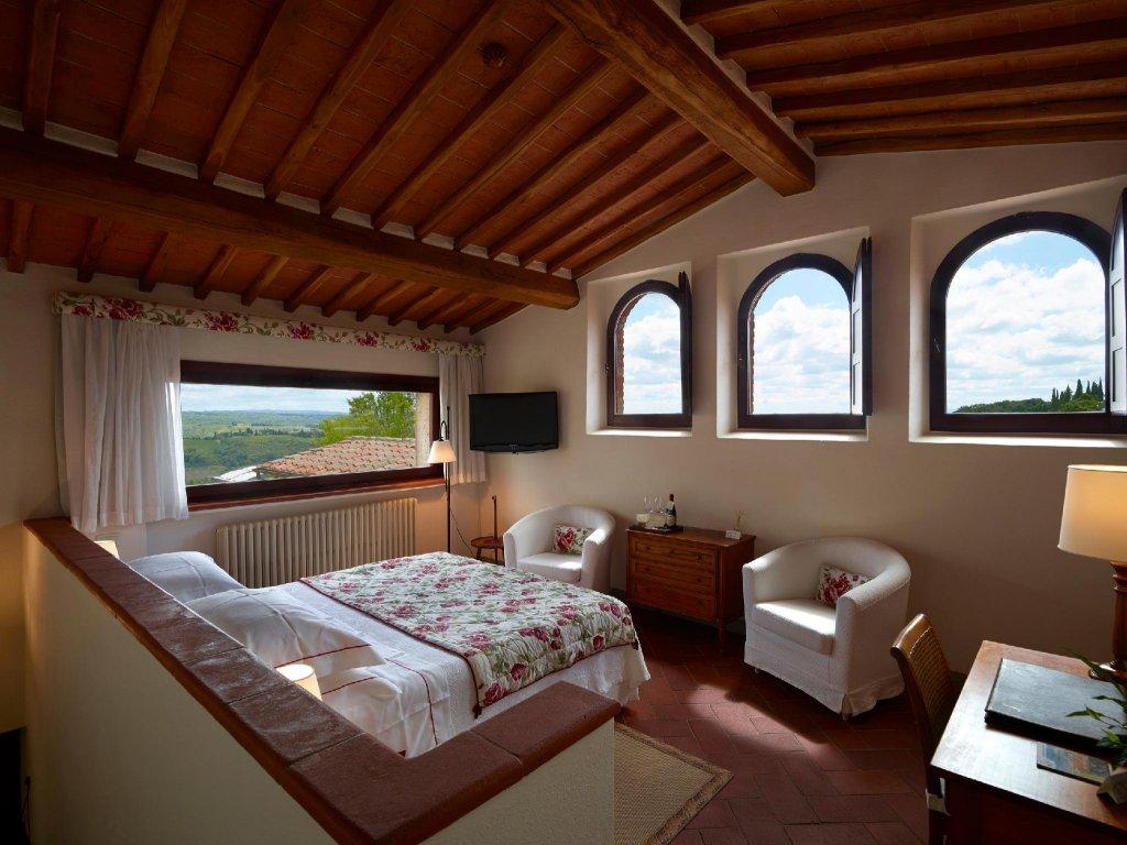 Hotel Le Fontanelle, Castelnuovo Berardenga Image 0