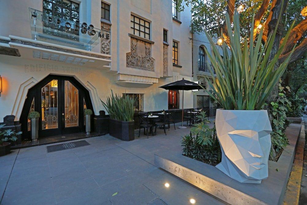 Hippodrome Hotel Condesa, Mexico City Image 16