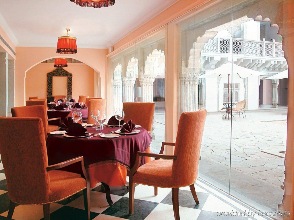Taj Usha Kiran Palace Hotel Image 5