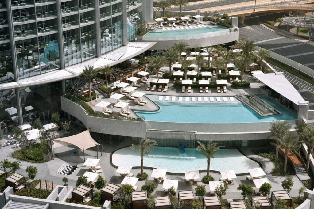 Address Boulevard, Dubai Image 33