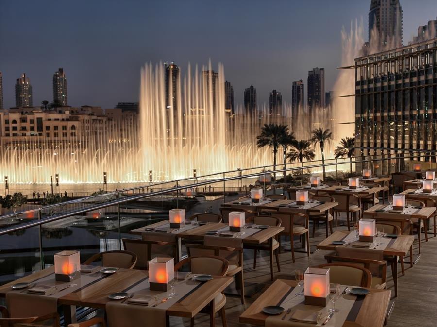 Armani Hotel Dubai Image 26