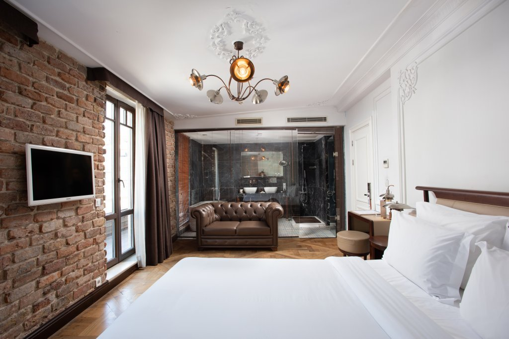 Georges Hotel Galata, Istanbul Image 12