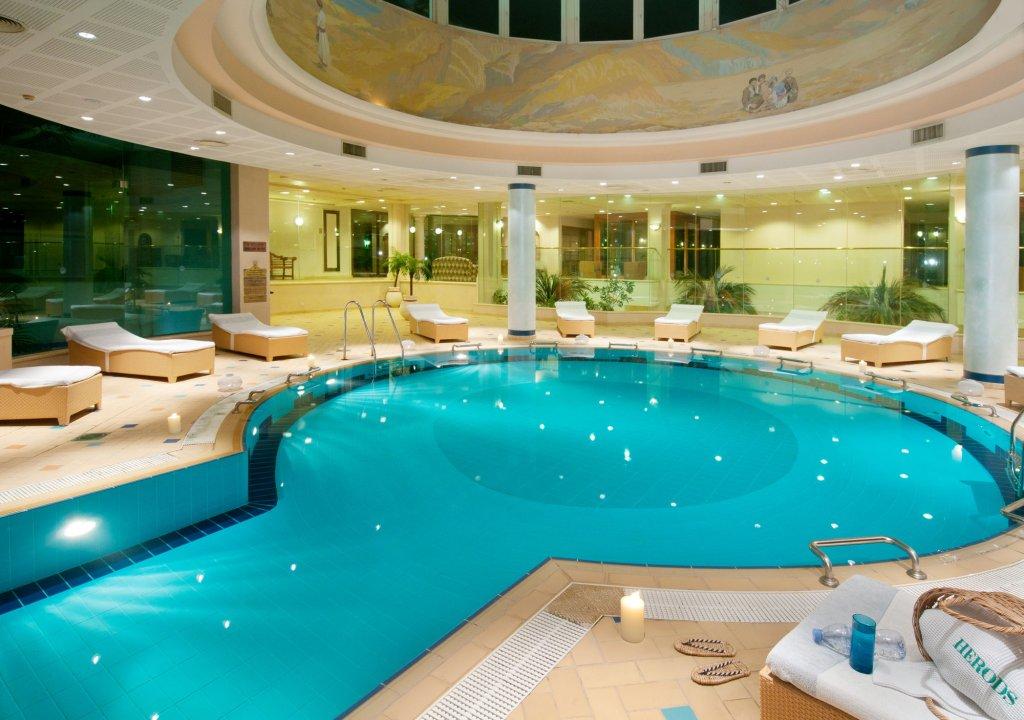 Herods Vitalis Spa Hotel Eilat Image 0